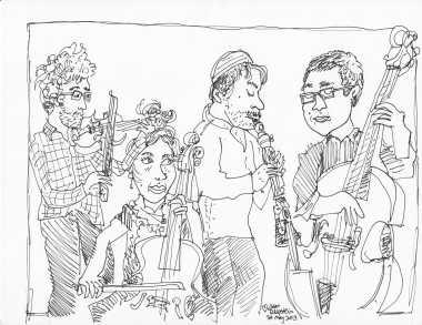 Sketch by Ivan Klipstein (inkrhythm.com)